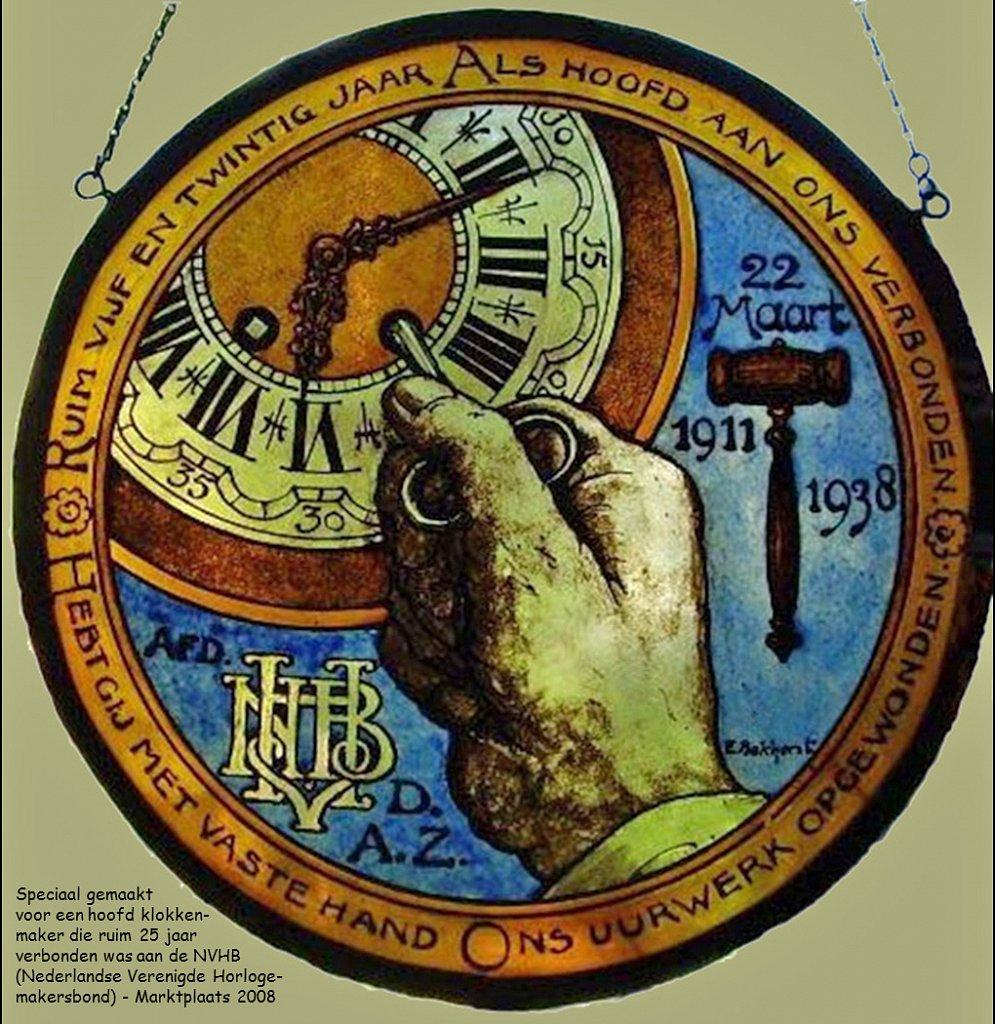 Album Glas in lood Engelbartus