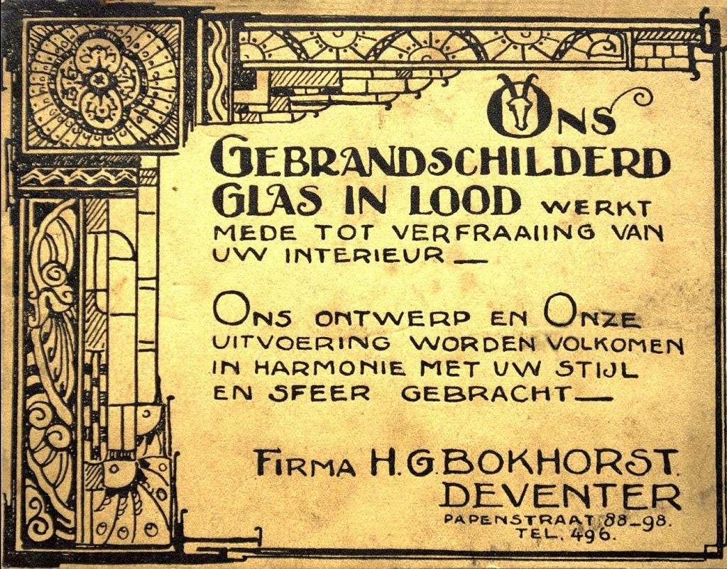 HGB203 - G.Bokhorst